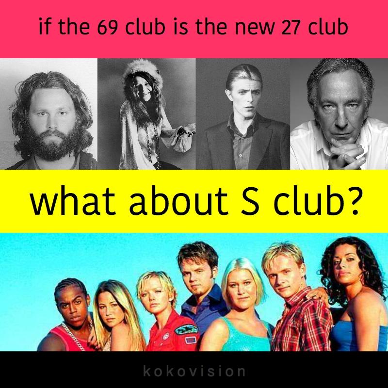 27 club v 69 club