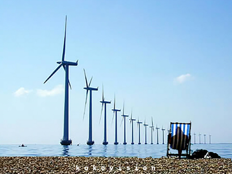 brighton wind farm