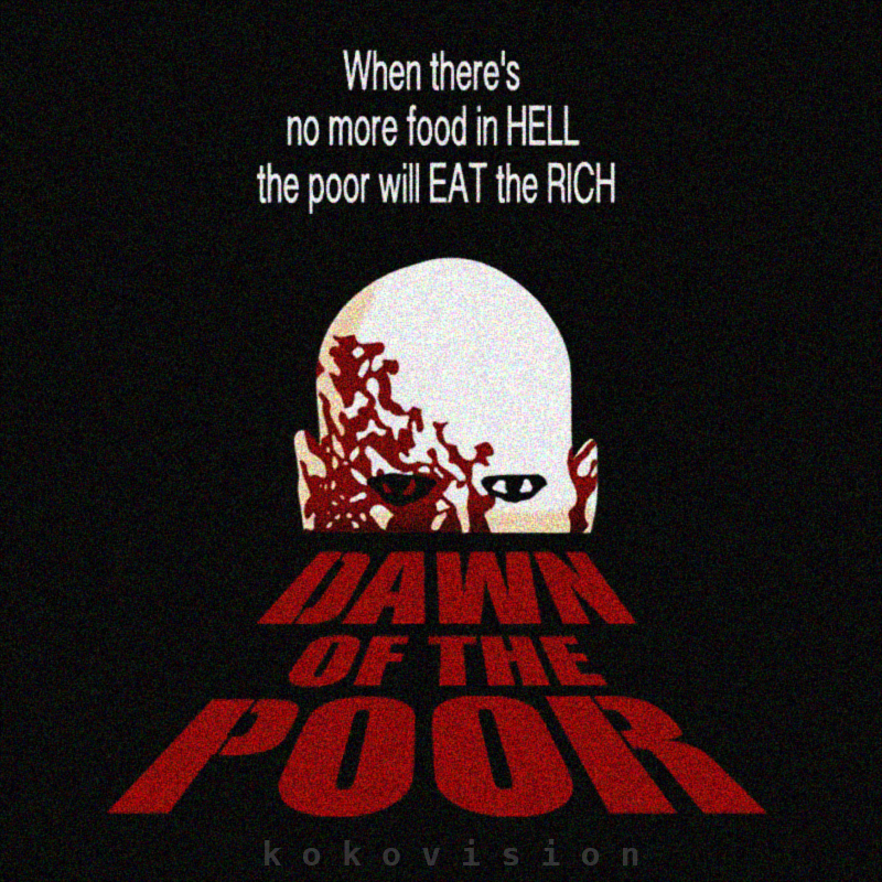 dawn of the poor
