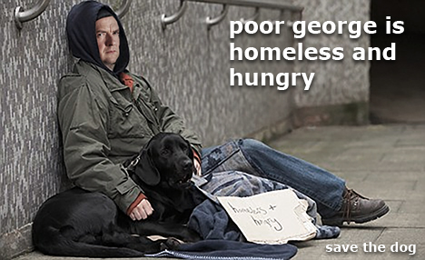 george osborne homeless