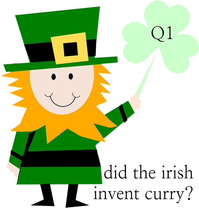 irish curry
