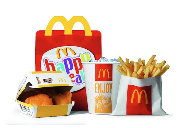 Happy Meal will cost £50 if we STAY IN EUROPE