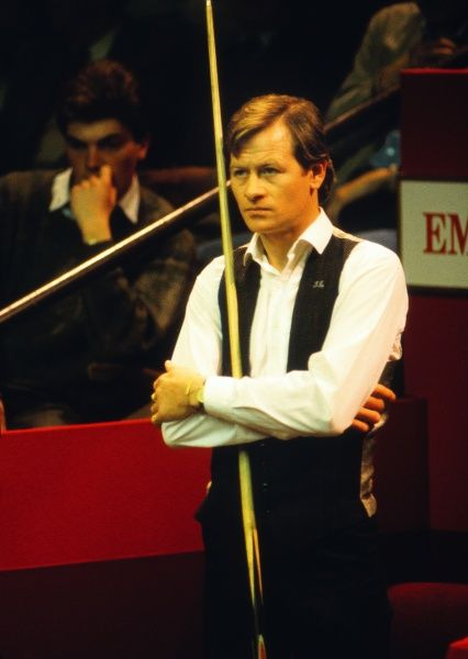 Alex Higgins took no shit